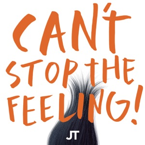 Can't Stop The Feeling! Artwork