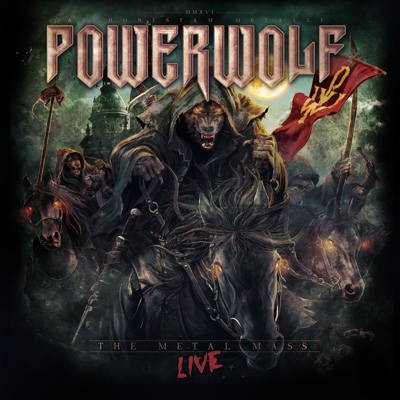 The Metal Mass: Live - Powerwolf album
