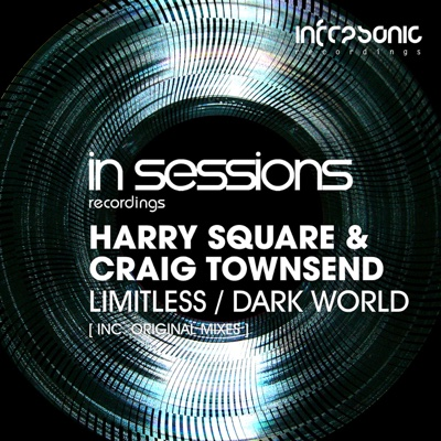 Limitless - EP - Harry Square & Craig Townsend album