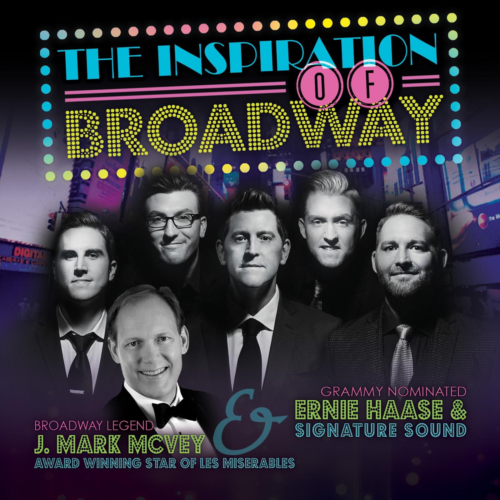 Inspiration of Broadway (with J. Mark McVey)