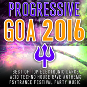 Progressive Goa 2016 - Best of Top 100 Electronic Dance, Acid, Techno House, Rave Anthems Psytrance