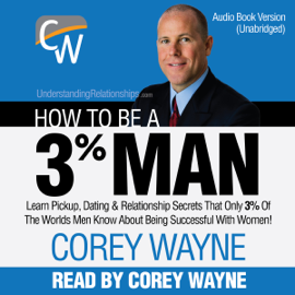 How to Be a 3% Man (Unabridged) audiobook