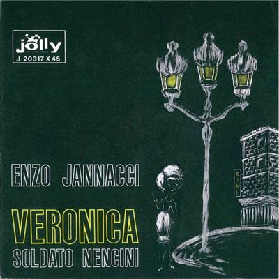 Veronica - Soldato Nencini - Single - Enzo Jannacci