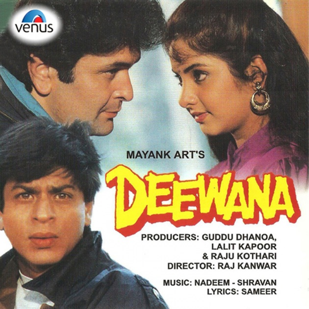 Koi Puche Mere Dil Se Song Download Songspk: Deewana (Original Motion Picture Soundtrack) By Nadeem