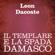Leon Dacoste - Il templare e la spada damasco