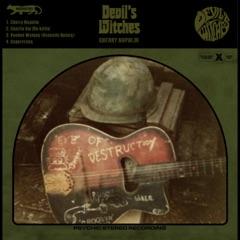 Cherry Napalm - EP