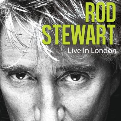 Live In London - Rod Stewart