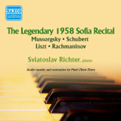 The Legendary 1958 Sofia Recital