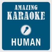 Human (Karaoke Version) [Originally Performed By Human League]