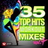 35 Top Hits, Vol. 4 - Workout Mixes ジャケット写真