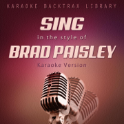 When I Get Where I'm Going (Originally Performed by Brad Paisley & Dolly Parton) [Karaoke Version] - Karaoke Backtrax Library - Karaoke Backtrax Library