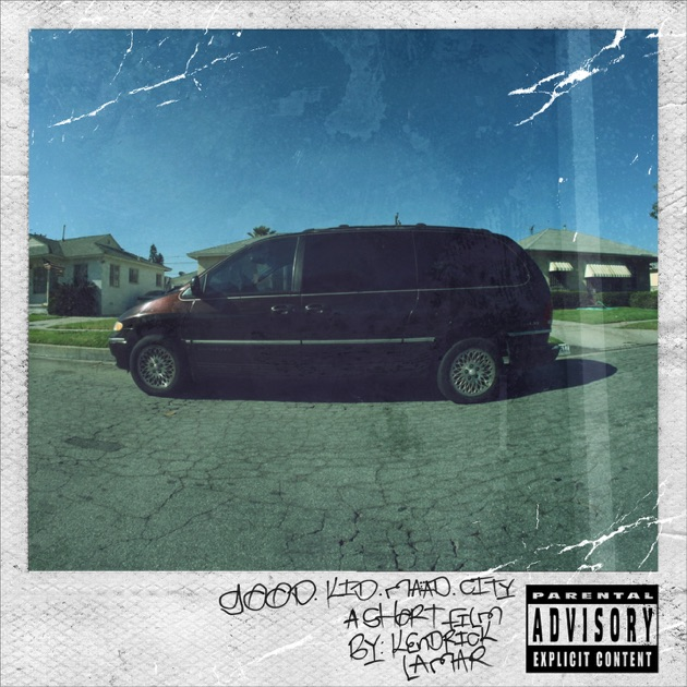 Good Kid M A A D City Deluxe Version By Kendrick Lamar