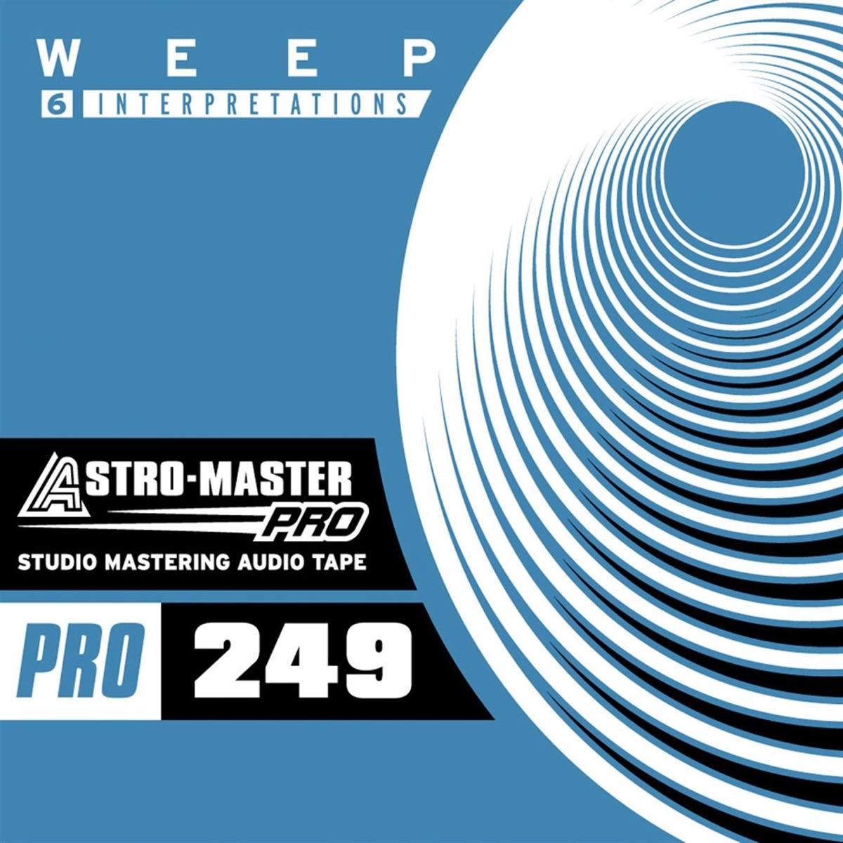 6 Interpretations - EP WEEP CD cover
