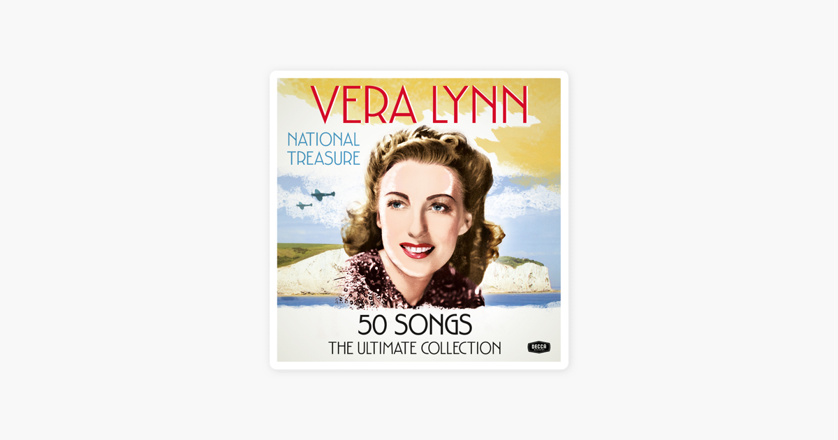 National Treasure: The Ultimate Collection by Vera Lynn ...
