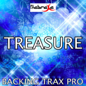Treasure (Karaoke Version) [Originally Performed By Bruno Mars]
