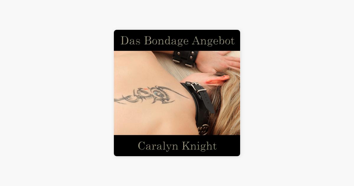 Das Bondage Angebot: Eine BDSM Fantasie (German Edition)