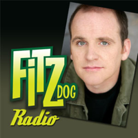 Podcast cover art for Fitzdog Radio