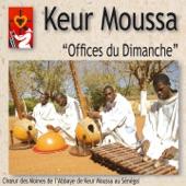 Keur Moussa - Improvisation sur harpe celtique (Premières vêpres)