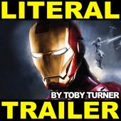 Literal Iron Man 3 Trailer