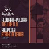 Rowpieces - Stroke Of Genius (Jazz VIP)