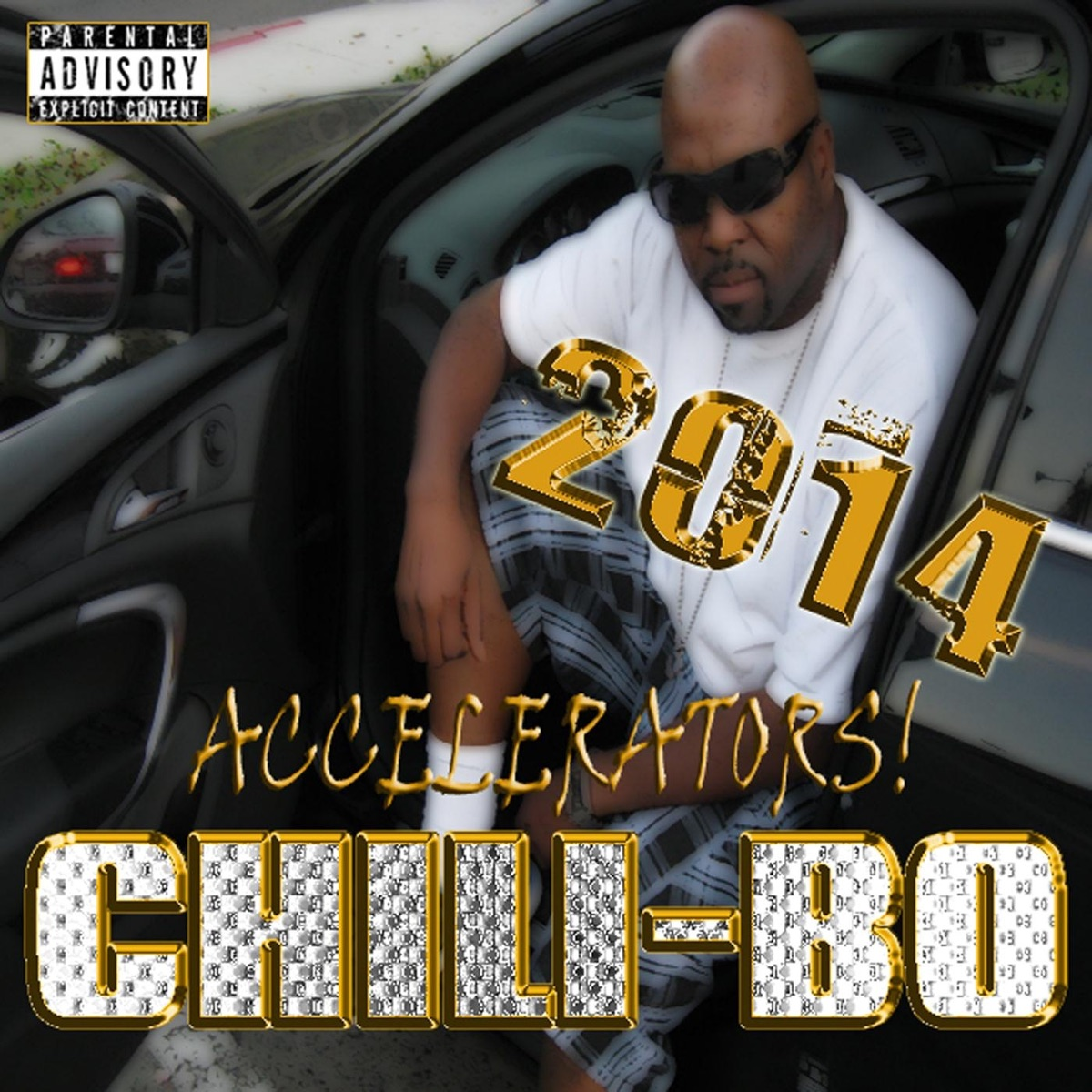 Accelerators 2014 - Single Chili-Bo CD cover
