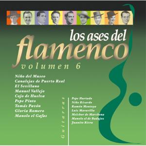 Varios Artistas - Los Ases del Flamenco, Vol. 6