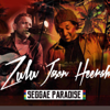 Zulu & Jason Heerah - Seggae Paradise artwork