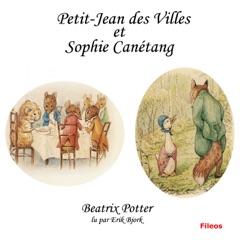 Petit-Jean des Villes et Sophie Canétang
