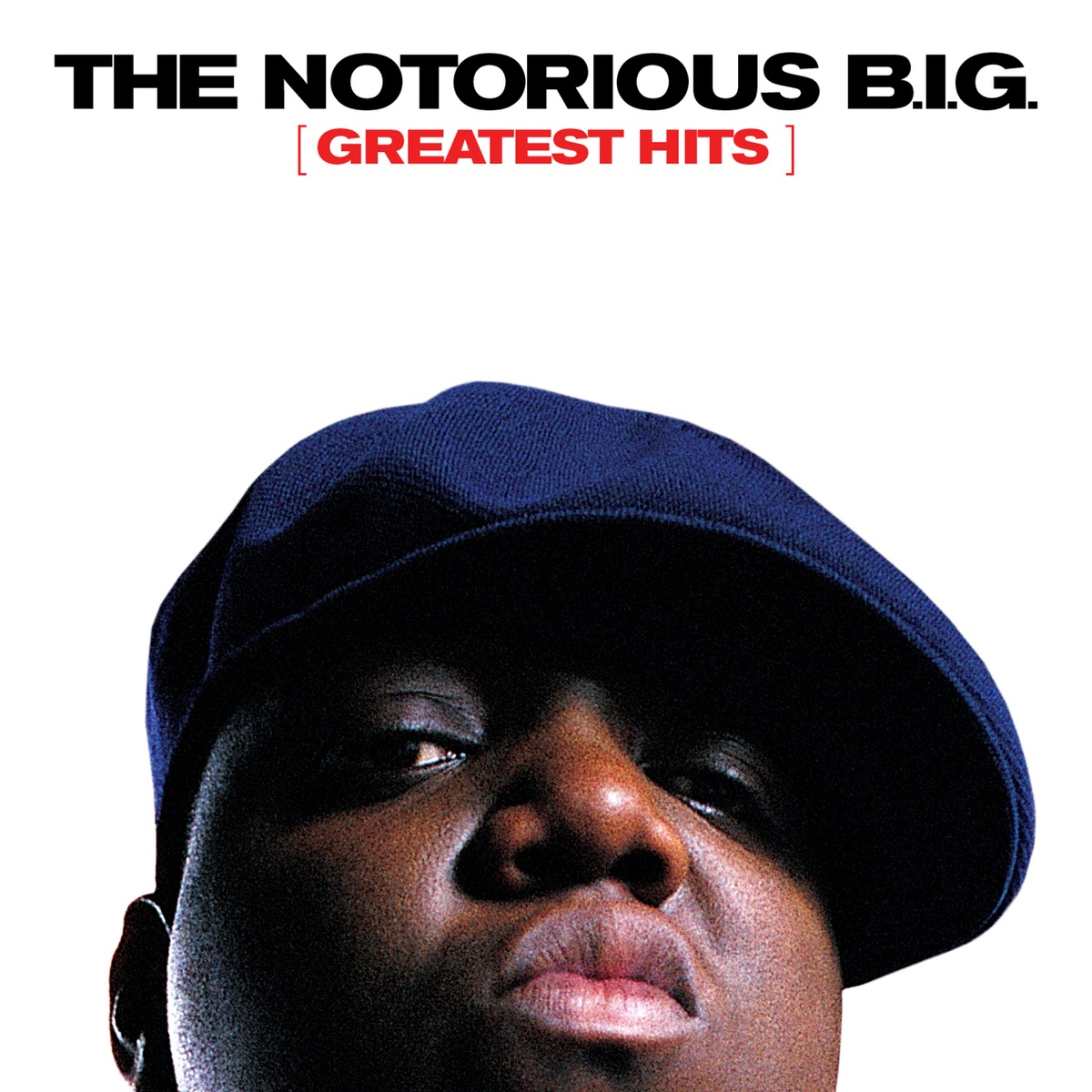 Greatest Hits The Notorious BIG CD cover