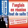 Peter Gaskell & Michel Marcheteau - L'anglais en rГ©union tout de suite ! artwork