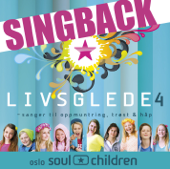 Livsglede 4 SINGBACK (- sanger til oppmuntring, trøst og håp)