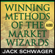 Jack D. Schwager - Winning Methods of the Market Wizards with Jack Schwager: Wiley Trading Audio