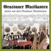 Grassauer Musikanten spielen aus alten Grassauer Notenbüchern