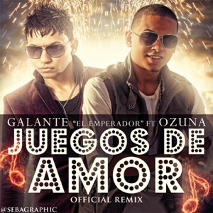 Juegos de Amor (feat. Ozuna) [Remix] - Single Mp3 Download