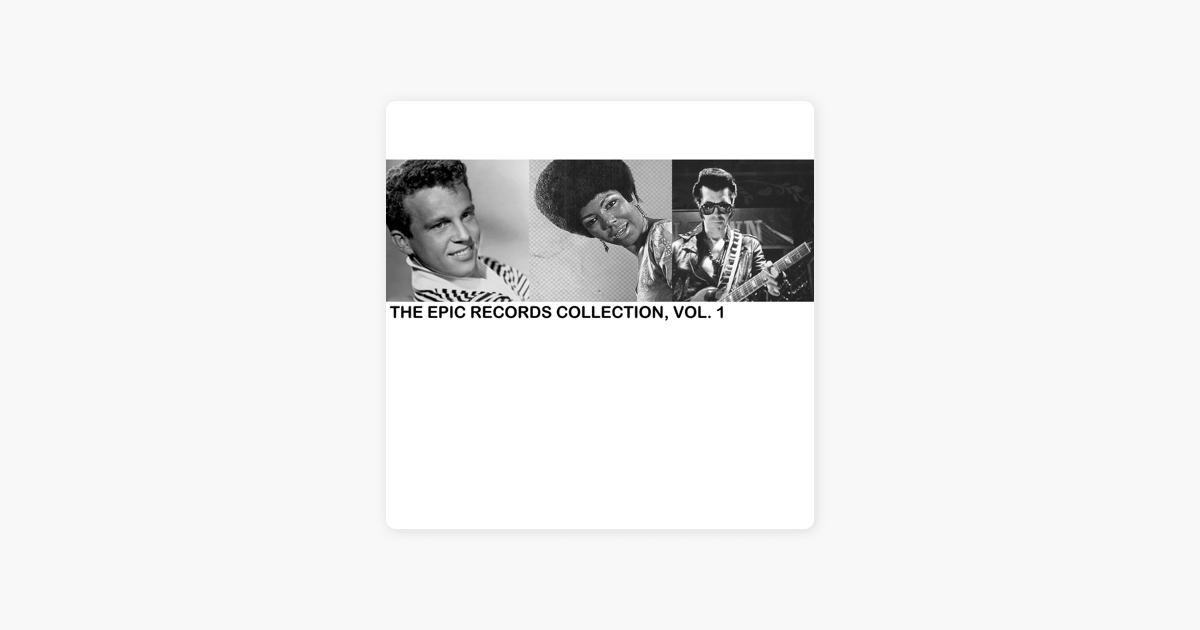 ‎The Epic Records Collection, Vol  1 by Various Artists