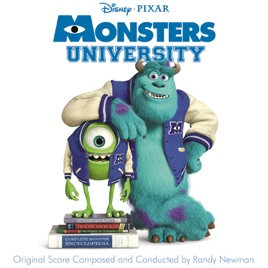 monsters university original score by randy newman on apple music