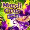 Various Artists - Mardi Gras Party  artwork