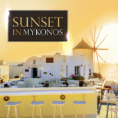 Sunset in Mykonos (Compiled By Gülbahar Kültür)