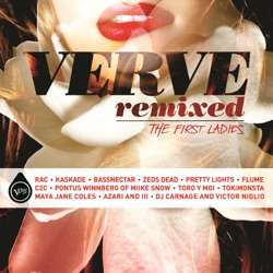 View album Verve Remixed: The First Ladies