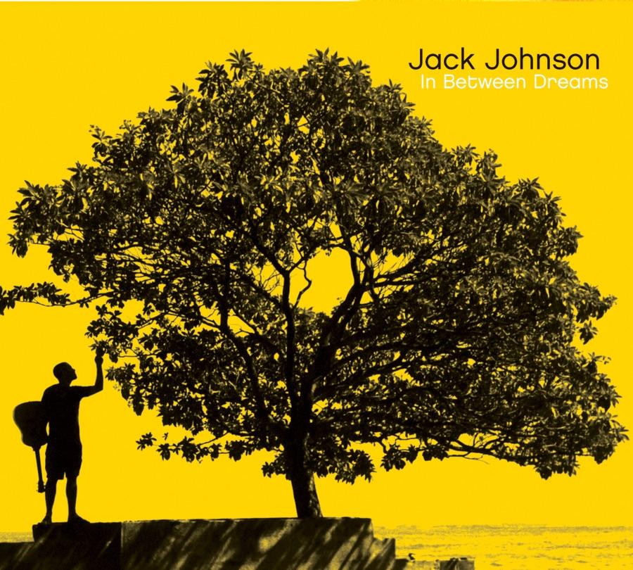 In Between Dreams Bonus Track Version Jack Johnson CD cover