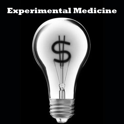 Cover image of Experimental Medicine: Libertarian News, Politics, and Pop-Culture