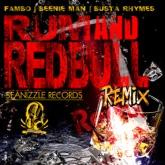 I'm Drinking / Rum and Redbull (Remix) - Single