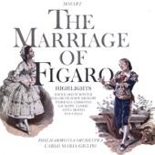 Philharmonia Orchestra - The Marriage of Figaro: Giunse Alfin Il Momento / Deh Vieni, Non Tardar