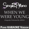 Sing2Piano - When We Were Young (Originally Performed By Adele) [Piano Karaoke Version]