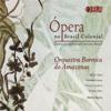 Orquestra Barroca do Amazonas - Te Christe Solum Novimus grafismos
