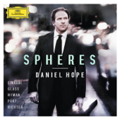 Spheres  Einaudi, Glass, Nyman, Pärt, Richter-Daniel Hope
