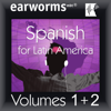 Earworms Learning - Rapid Spanish (Latin American): Volumes 1 & 2  artwork