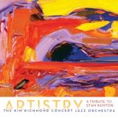 Kim Richmond Concert Jazz Orchestra - Invitation