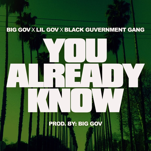 big gov blame it on me single をapple musicで