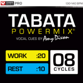 Tabata Powermix (8 Tabata Cycles With Cues + Warm Up and Cool Downs)